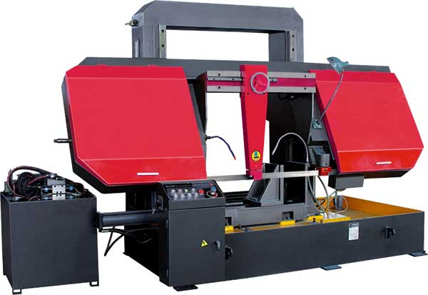 Double-Column-Portal-Horizontal-Band-Sawing-Machine CH280-CH300-CH350-CH400-CH500-CH650-CH800-CH1000
